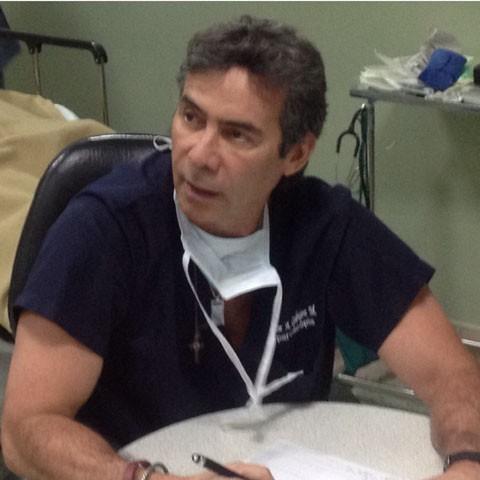 Dr. José Gubaira Mendoza