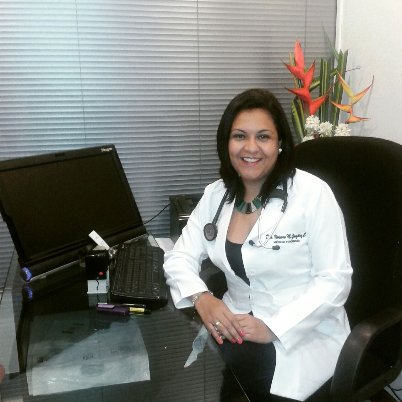Dra. Viviana González Coronel