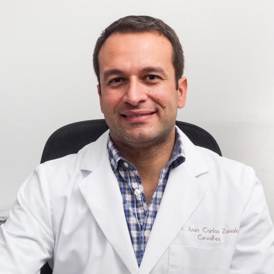 Dr. Juan Carlos Zavala París