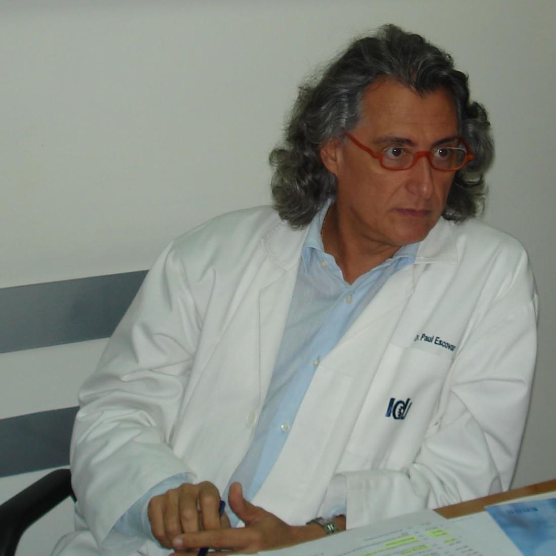 Dr. Paúl Escovar Díaz